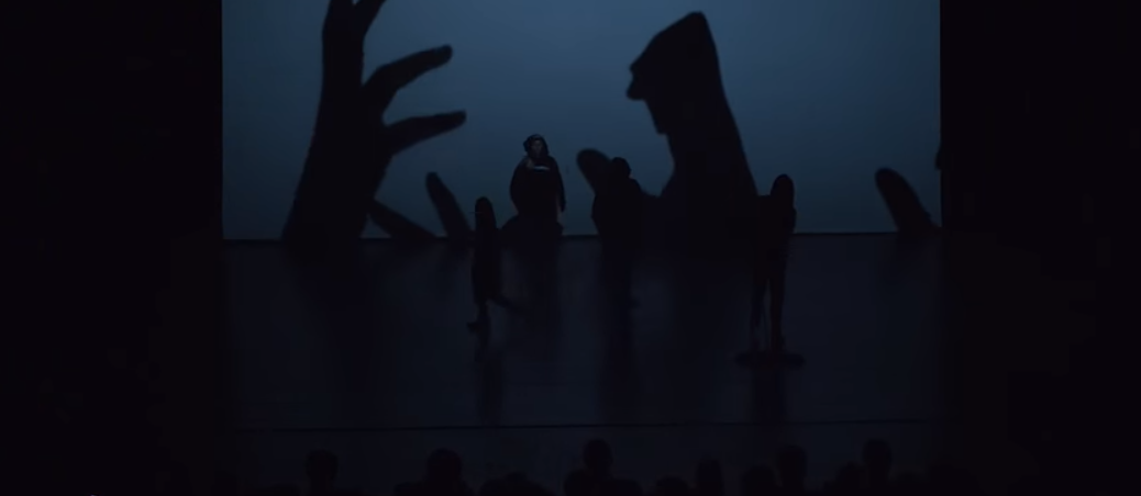 SHADOWS 2015 Show Be you not a shadow
