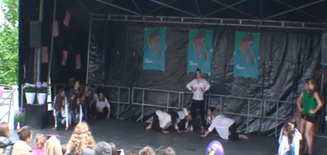 Tanzfest Baden 2015