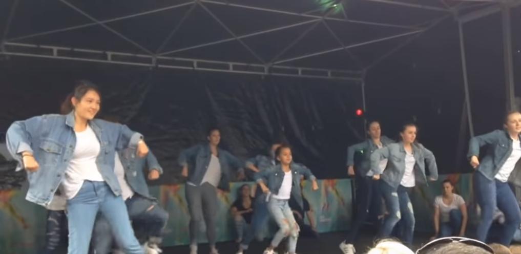 Tanzfest Baden 2017